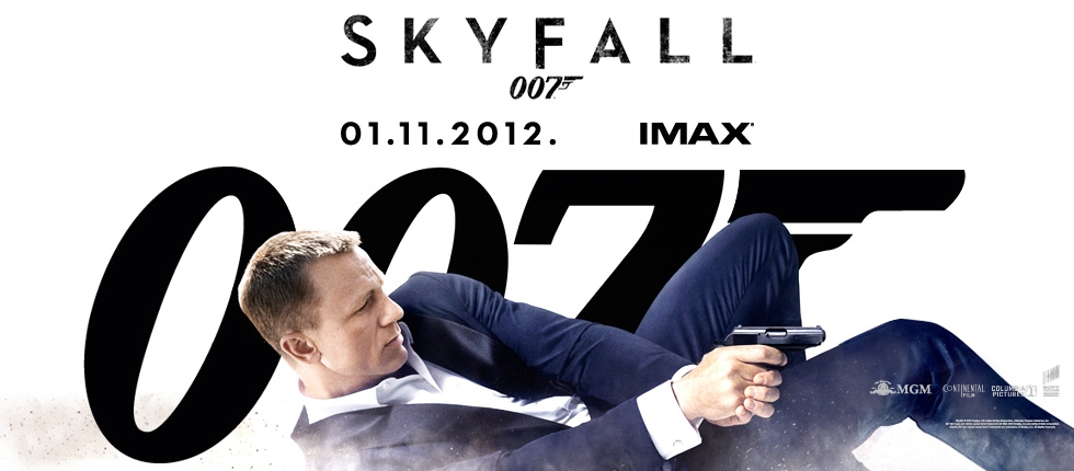 SKYFALL Thoughts, Gameplaying & 2012 Blacklist Writing Techniques