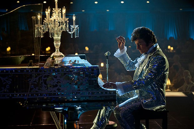 Character Webs & BEHIND THE CANDELABRA