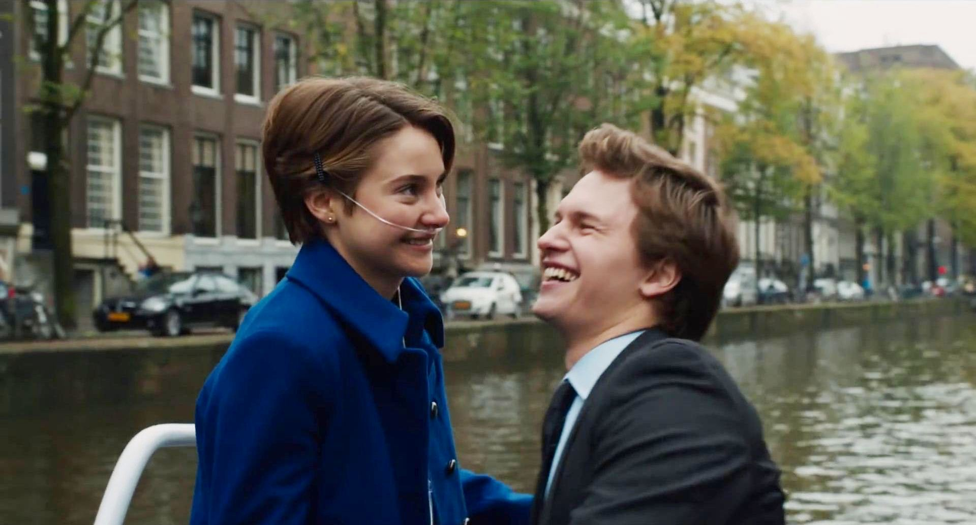 WISH FULFILLMENT AND THE FAULT IN OUR STARS
