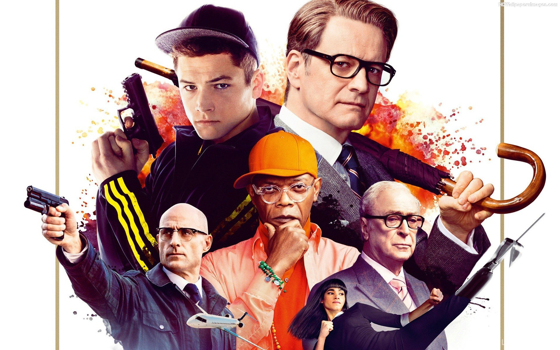 KINGSMAN, FOCUS & THE BABADOOK